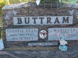 Darrell Dean Buttram