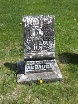 Prudie <i>George</i> Albaugh