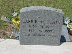 Carrie V Coats