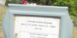 Thomas Duane Burgess