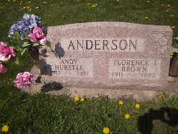 Florence I <i>Brown</i> Anderson