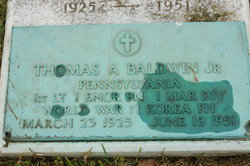 Lieut Thomas Abbott Baldwin, Jr