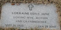 Lorraine Edna <i>Holmbo</i> Aune