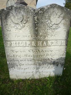 Hannah Bogart Whiteside