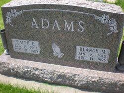 Blanch M. <i>Hahn</i> Adams