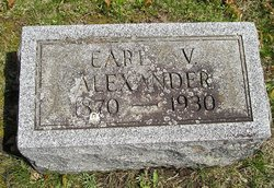 Earl V. Alexander