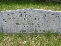 Helen <i>Pettit</i> Lindholm