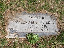 Floramae Grace Flossie <i>Butterfield</i> Ertl