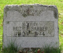 Ruth <i>Handy</i> Barber