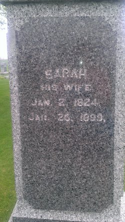 Sarah W <i>Lindsey</i> Bryant