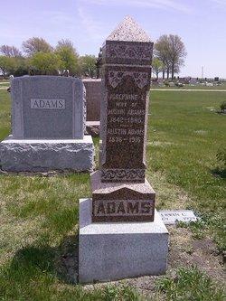 Josephine Edson <i>Carver</i> Adams