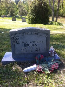 Anthony Paul Brooks
