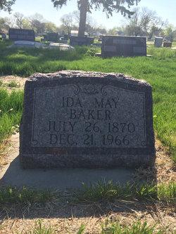 Ida May <i>Gant</i> Baker