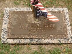 Clyde Norvel Duke