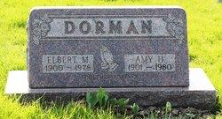 Elbert M Dorman