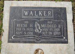 Mrs Mildred Walker