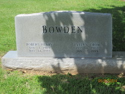 Evekyn <i>Crow</i> Bowden