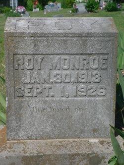 Roy E Monroe