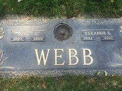 Eleanor Louise <i>Hahn</i> Webb