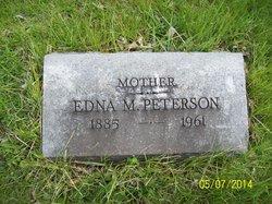 Edna M <i>Armitage</i> Peterson