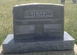 Samuel W Wilson