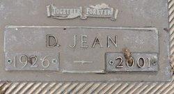 Dorothy Jean <i>Meade</i> Bell