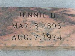 Jensine Jacoba Jennie Almlie