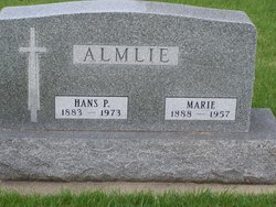 Marie Petrine <i>Haaland</i> Almlie