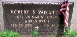 Robert Scott Van Etten