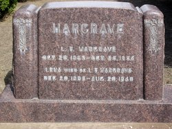 Mrs Lena Whitley Hargrave