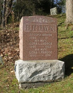 Edna L. <i>Ludden</i> Brown