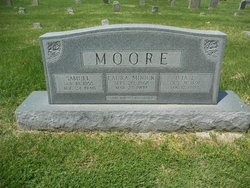 Samuel Phillip Moore