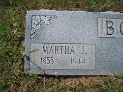 Martha Jane <i>Stutts</i> Boney