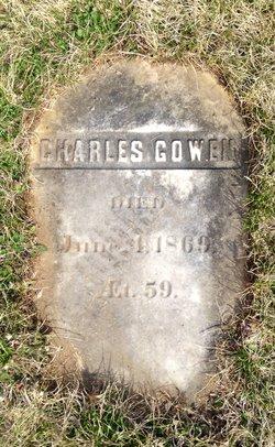 Charles Gowen