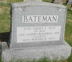 Isadora <i>Blackwell</i> Bateman