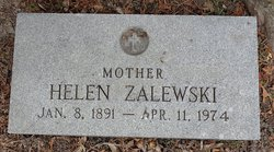 Helen <i>Paplaczyk</i> Zalewski