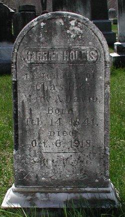 Harriet Hollis David
