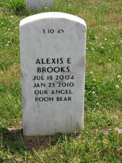 Alexis E Brooks