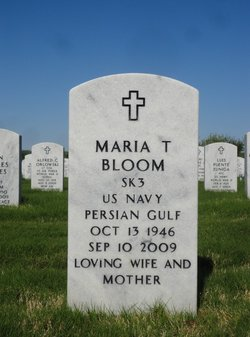 Maria Teresa Terry <i>Vasquez</i> Bloom