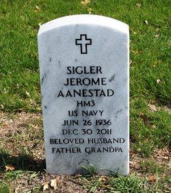 Sigler J Aanestad