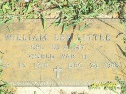 William Lee Bill Little, Sr