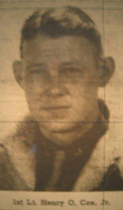 Henry Oren Cox, Jr