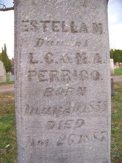 Estella M <i>Perrigo</i> Chase
