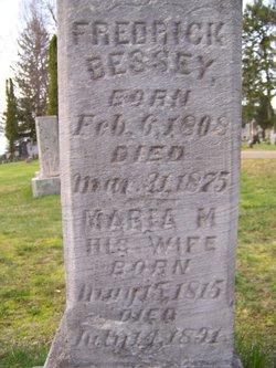 Maria M. <i>Stedman</i> Bessey
