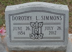 Dorothy L. Simmons