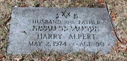 Harry Alpert
