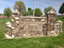 Saint Peter and Paul Catholic Cemetery