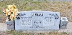 Donald Joseph Ables