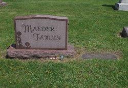 Clara <i>Mielke</i> Maeder