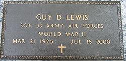 Guy Delmer GuyDell Lewis